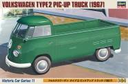 Hasegawa 621211 VW T1/2 Pritsche Pick Up