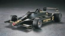 Hasegawa 623203 Lotus 79 1978 Germany GP Winner