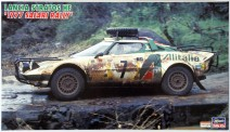 Hasegawa 625036 Lancia Stratos HF Safari Rally #7