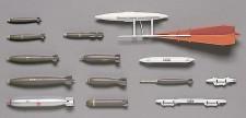 Hasegawa 636001 US Aircraft Weapons A