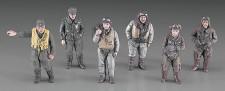 Hasegawa 636007 Figuren PILOTEN