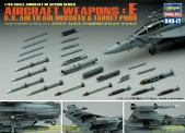 Hasegawa 636117 US Aircraft Weapons E