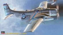 Hasegawa 651406 A1H Skyraider US Navy