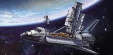Hasegawa 652255 Hubble Space Teleskop - Space Shuttle