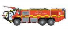Hasegawa 652286 Rosenbauer Panther 6x6 Feuerwehr