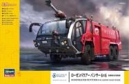 Hasegawa 654005 Rosenbauer Panther 6x6 Feuerwehr
