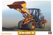 Hasegawa 666004 Hitachi ZW100-6 Radlader