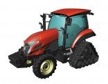 Hasegawa 666104 Yanmar Traktor mit Raupenantrieb