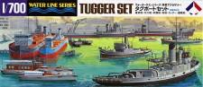 Hasegawa 699509 Schlepper Set - Tugger Set