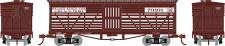 Athearn 05250 RI Old Time 36' Stock Car #79191