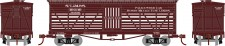 Athearn 05252 SLIM&S Old Time 36' Stock Car #16036