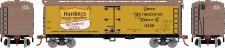 Athearn 06805 UTRX Güterwagen 40'
