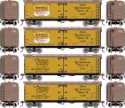 Athearn 06807 UTRX Güterwagen 40'