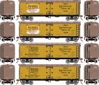 Athearn 06811 UTRX Güterwagen 40'