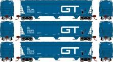 Athearn 08487 GTW Silowagen ACF 4600 #1 (3)
