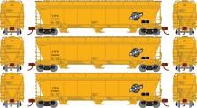 Athearn 08493 CNW Silowagen ACF 4600 #1 (3)
