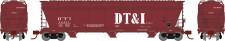 Athearn 08494 DTI/Brown Silowagen ACF 4600 #10311