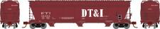 Athearn 08495 DTI/Brown Silowagen ACF 4600 #10333