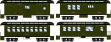Athearn 12407 SP 34' Overton Personenwagens Set