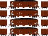 Athearn 15152 CR Selbstentladewagen