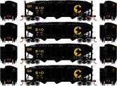 Athearn 15154 BO Selbstentladewagen