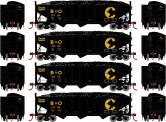 Athearn 15155 BO Selbstentladewagen