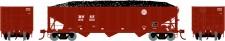 Athearn 15156 BNSF Selbstentladewagen