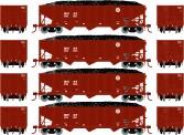 Athearn 15157 BNSF Selbstentladewagen