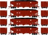 Athearn 15158 BNSF Selbstentladewagen