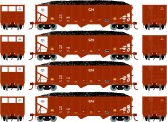 Athearn 15166 CC Selbstentladewagen