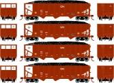 Athearn 15167 CC Selbstentladewagen