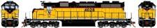 Athearn 71492 DAIR Diesellok SD39 #4028
