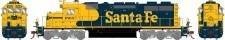 Athearn 71497 ATSF Diesellok SD39 #1568