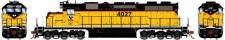 Athearn 71591 DAIR Diesellok SD39 #4027