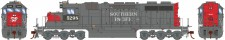 Athearn 71600 SP Diesellok SD39 #5298