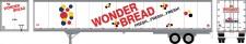 Athearn 72818 Wonder Bread 53' Duraplate Trailer