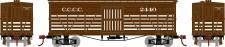 Athearn 75273 CCCC Güterwagen Old Time 36' #2440