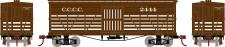Athearn 75274 CCCC Güterwagen Old Time 36' #2444
