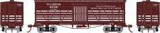 Athearn 75288 SLIM&S Güterwagen Old Time 36' #16036