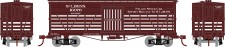 Athearn 75290 SLIM&S Güterwagen Old Time 36' #16076