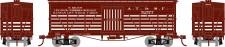 Athearn 75291 ATSF Güterwagen Old Time 36' #52577