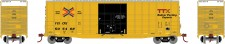 Athearn 88086 FBOX Güterwagen 50' High #505468