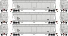Athearn G15844 ACFX Silowagen ACF 4600 #1 (3)