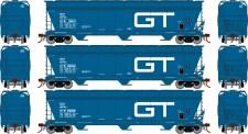 Athearn G15847 GTW Silowagen ACF 4600 #1 (3)