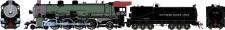Athearn G71656 SP Dampflok MT-4 4-8-2 w/ Sound