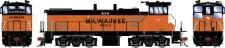 Athearn G74518 MILW Diesellok MP15AC #434