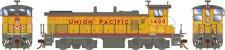 Athearn G74524 UPY Diesellok MP15AC #1400