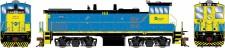 Athearn G74527 LI Diesellok MP15AC #163