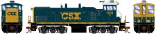 Athearn G74530 CSX Diesellok MP15AC #1161