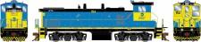 Athearn G74626 LI Diesellok MP15AC #154